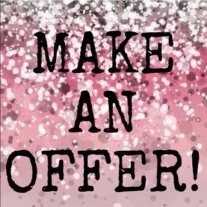 Make an offer on anything & everything you see!